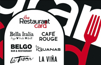 The Restaurant Card Discount Code   Up to 10% off
