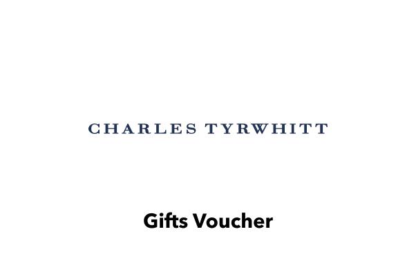 Charles Tyrwhitt Gift Card UK