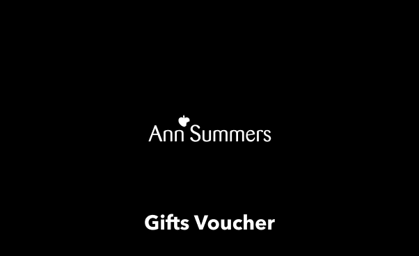 Ann Summers Gift Card