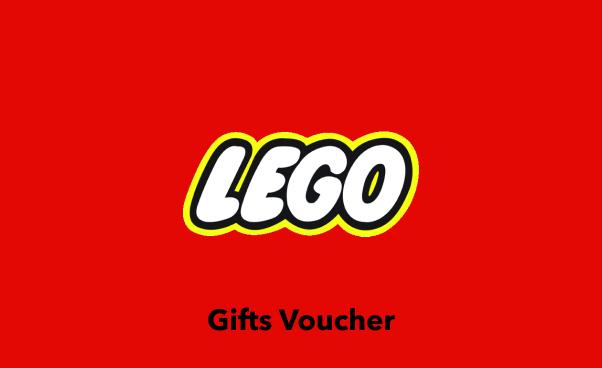 Lego Gift Card UK