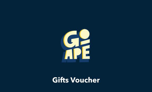Go Ape Adventures Gift Card