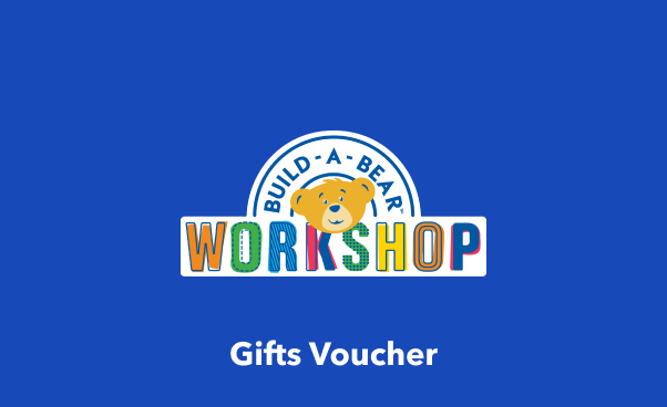 Build A Bear Gift Card UK