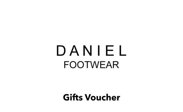 Daniel Footwear Gift Card UK