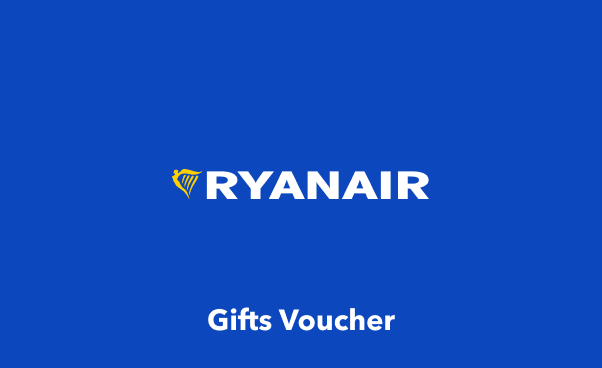 Ryanair Gift Card UK