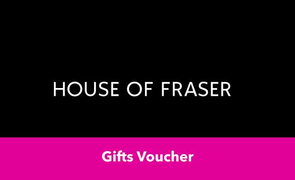 House of Fraser Gift Card UK