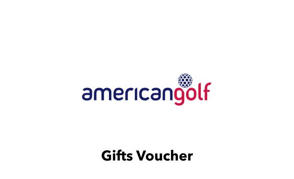 American Golf Gift Card UK