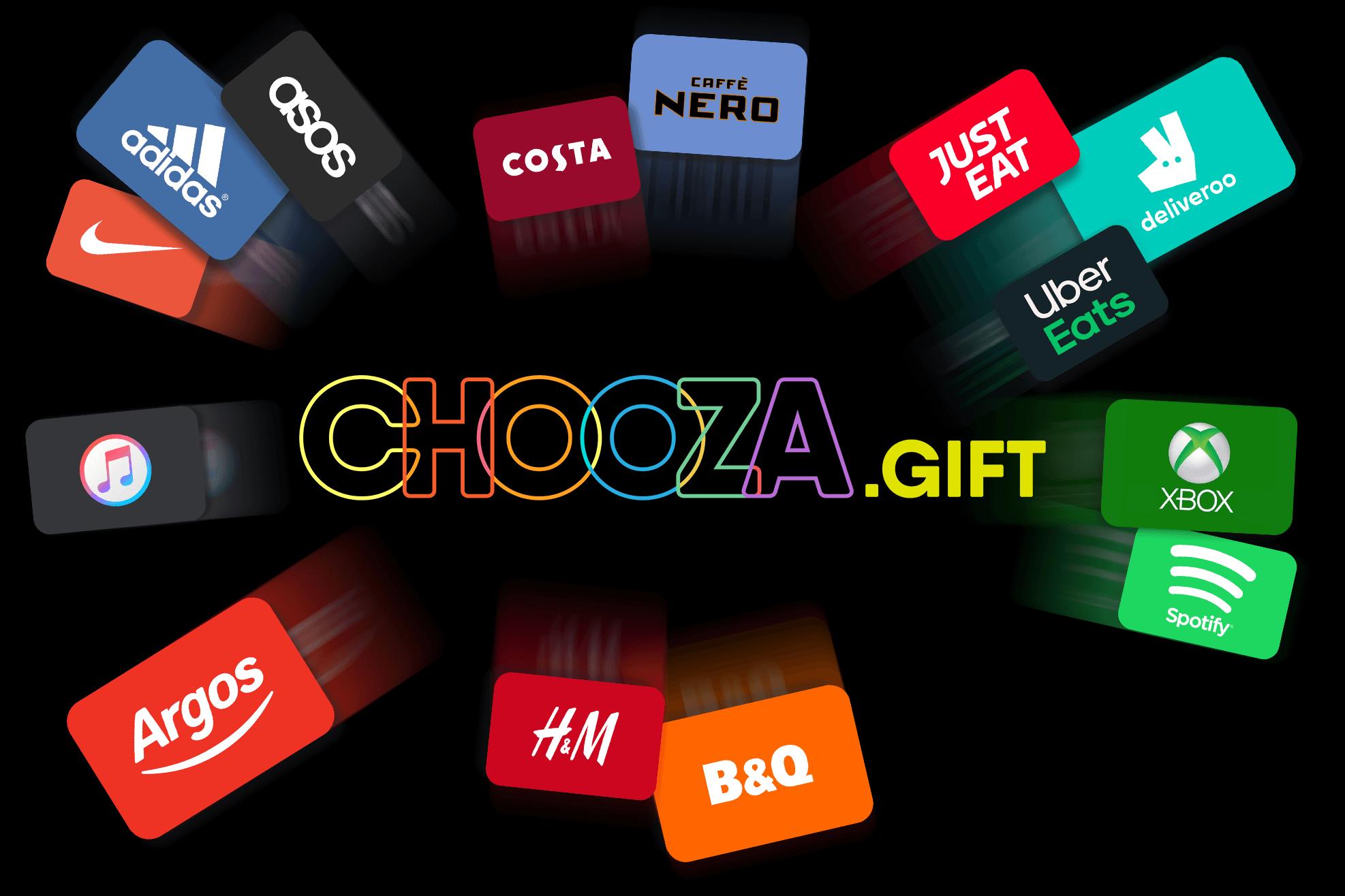 Chooza Gift Gift Card