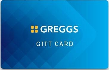 Greggs Gift Card
